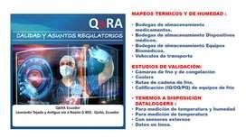 Datalogger, registradores de temperatura, mapeos, estudios térmicos de bodegas y vehículos CERTIFICACIONES BPA, BPD, BPT