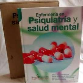 Enfermeria en Psiquíatria Y Salud Mental