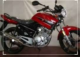 Vendo Ybr 125 impecable 2019