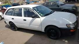 Vendo SW Toyota Corolla 2002 ji