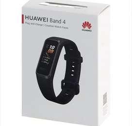 Smartwatch Huawei b29 banda 4 Bluetooth negro ritmo cardíaco