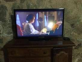 TV Samsung 40 pul+ adaptador Smart