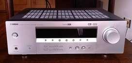 Amplificador Yamaha 5.1 Con Parlantes JBL
