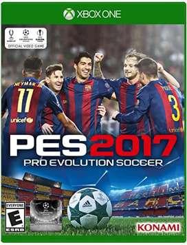 PES 2017 Xbox One (ORIGINAL)