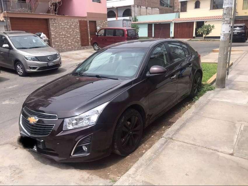 Chevrolet Cruze HB 2013 0