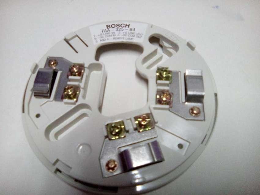 Base Para Detector De Humo Bosch Faa 325 B4  (x 4 unidades) 0
