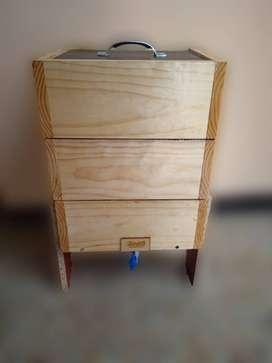 Compostera Vermicompostera REC 39Lts