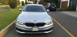 OCASION BMW SERIE 5 520i  REALMENTE NUEVO