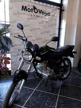 Moto Guerrero Gc 150 Urban Financiada 12 Cuotas Con Tarjeta