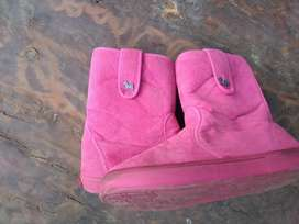 Botas mimo usadas