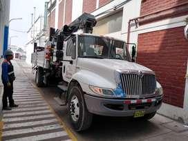 Camion grua 100% Operativo. Oportunidad única, una inversión inteligente.