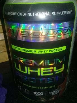 Proteina de suero Whey Protein