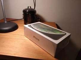 Iphone XS 256 gb nuevo libre y sellado en caja