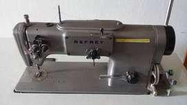 Maquina industrial recta y zig zag