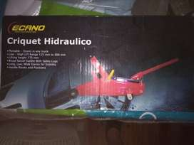 Criquet hidráulico  (2 unidades)