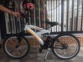 Vendo Bicicleta Gw Caronte