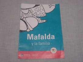 revistita Mafalda 50 años