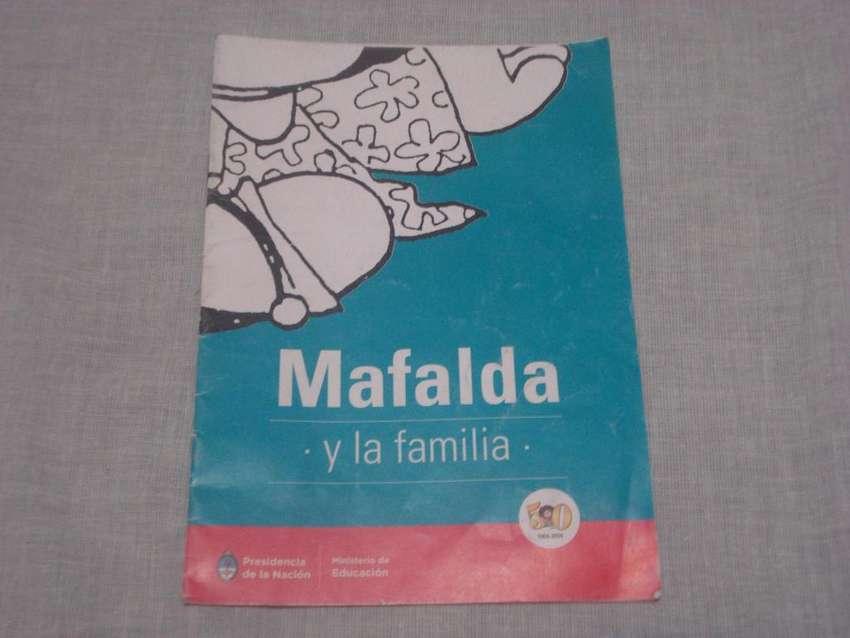 revistita Mafalda 50 años 0