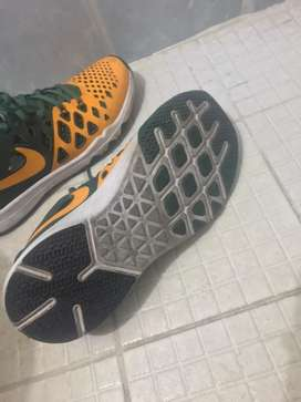 Zapatos nike x green bay packers