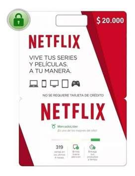 Pin Netflix