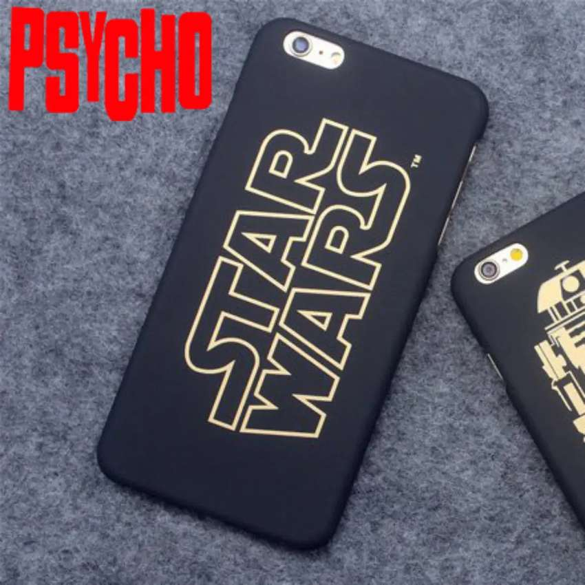 Psycho (protectores para iPhone 6 y 6 plus) 0