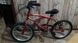 Bicicleta Hot Weels Inmaculada