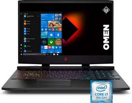 Laptop Gamer Omen 15 Rtx2060 I7 16gb 144hz