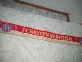Bufanda Bayern munich