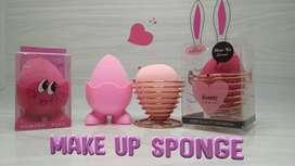Esponjas  beauty blender  para aplicar maquillaje