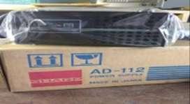 Fuente de alimentación SHARP vintage AD-1127 NUEVA SIN USO