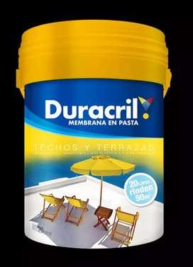 VENTA DE PINTURAS DURACRIL