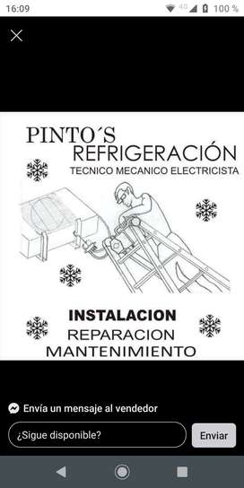 Aire acondicionado, instalación reparación