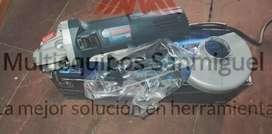 Pulidora pequeña BOSCH GWS 9-125