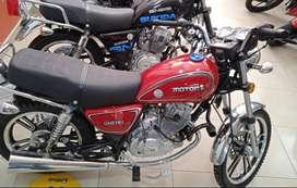 MOTO MOTOR 1 MODELO GNE151 CON SOLO 300 KM