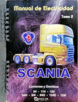 Manual de Electricidad SCANIA Tomo 2