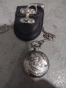 Reloj antiguo de bolsillo geneva