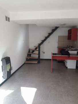 Vendo duplex con patio