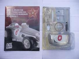 Fangio Mercedes-Benz W196 para armar 1:8 – Nº 1