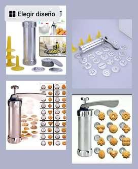 Máquina Galletera y churros
