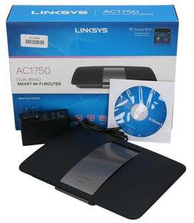 Router Linksys Model No.ea6700 Dual-band
