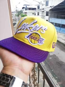 Gorra los Angeles Lakers