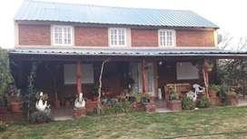 Vendo Casa de Campo