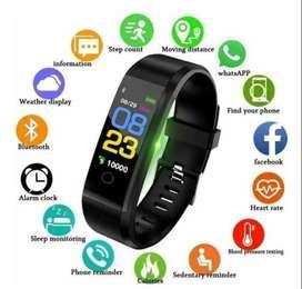Reloj Pulsera Inteligente 115 Plus Bluetooth