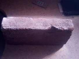 Ladrillos en buen estado. Medidas: 23 cm x 11 cm