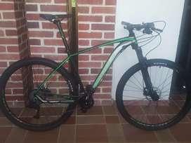 Bicicleta optimus nueva Barata 9 velocidades