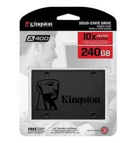 Disco SSD 240 GB A400 Kingston