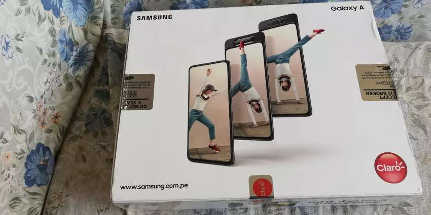 Samsung A80 0