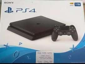 PS4 Slim 1Tb Sellada Playstation 4 Nueva PRECIO FIJO MGC