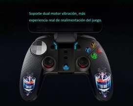 Control bluetooht célula gamepad ipega
