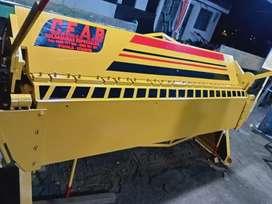 Dobladora de tol de 2.45 mtr cap de 2 m.m cap de 2 mm con transporte y garantía.